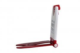 Kocka flexibilis könyvre csíptethető olvasólámpa