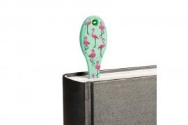 Flexilight Flamingó könyvjelző olvasólámpa