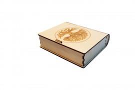Névre szóló könyv doboz