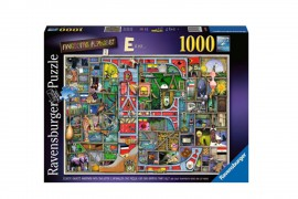 Harry Potter puzzle 1000 db
