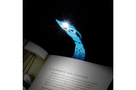 Animal Flexilight Bagoly könyvjelző olvasólámpa