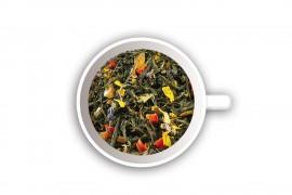 Tea és Sugar Shop - Az ölelés varázsa tea és óriás barna cukorkák