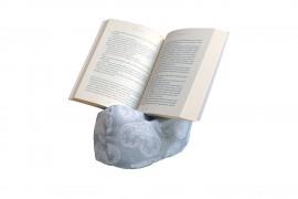 Bohóchalas mini könyvkanapé babzsák