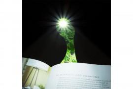 Flexilight Faerezet könyvjelző olvasólámpa