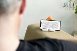Unikornis mini könyvkanapé babzsák