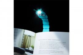 Flexilight Könyvmoly könyvjelző olvasólámpa