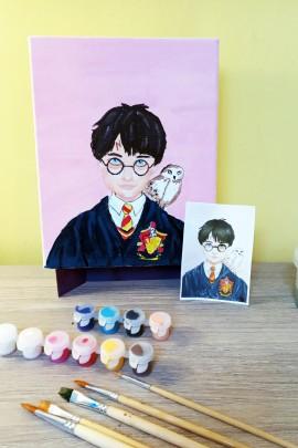 Harry Potter élményfestő csomag