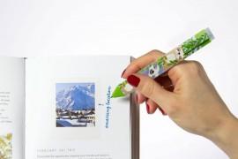 Könyvjelző toll - lajháros