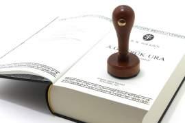 ... könyvtárából ex libris pecsét