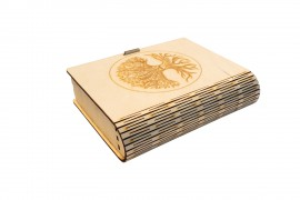 Cica könyvespolc könyv doboz